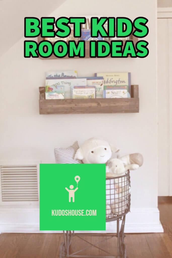 Best Kids Room Ideas - KudosHouse