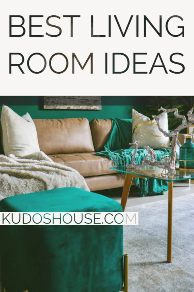 Best Living Room Ideas by KudosHouse