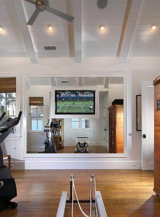 Cheap Home Gym Ideas for Toning