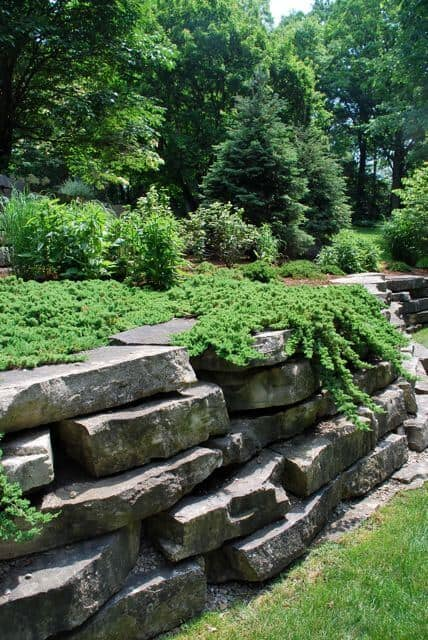 Dry Stone Retaining Wall Ideas