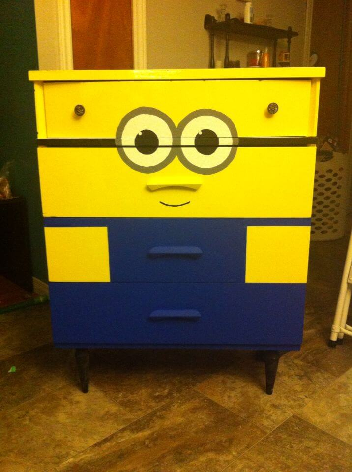 Easy characters Ideas For Kids Room