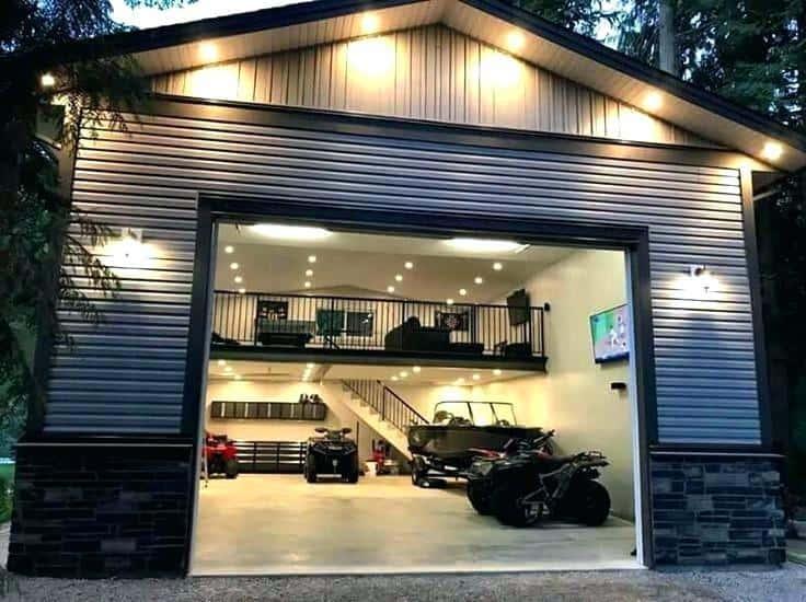 Era of Vehicle garage ideas