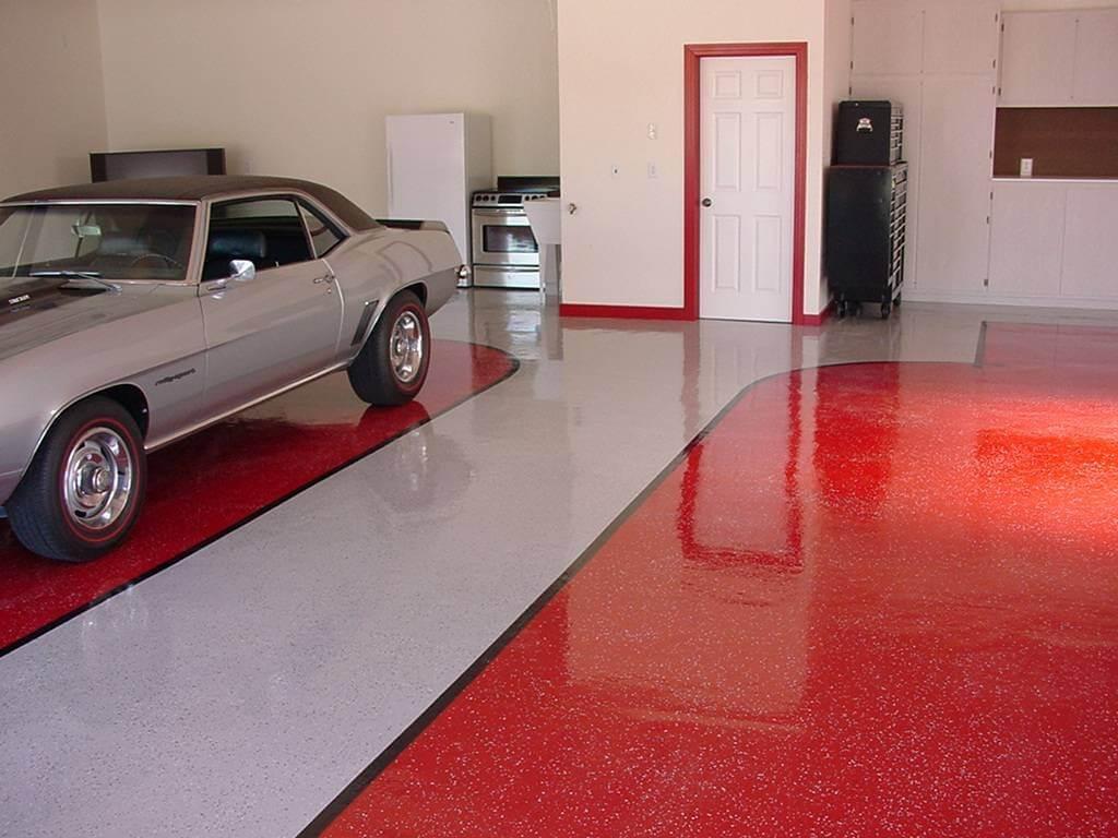 Garage Floor Ideas