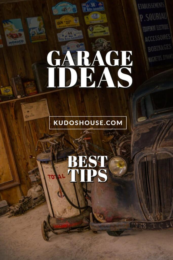 Garage Ideas - KudosHouse