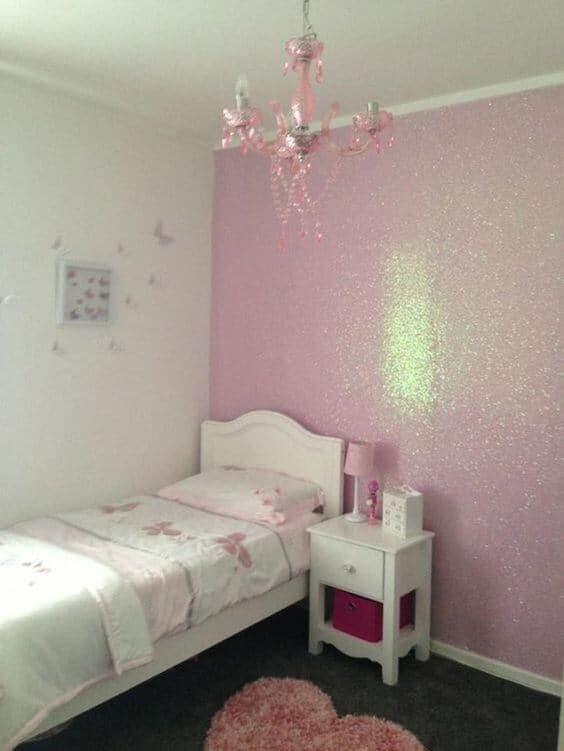 Glitter paint ideas for kids room