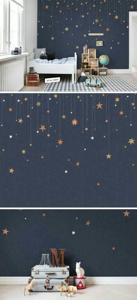 Glow in the dark paint for kids room
