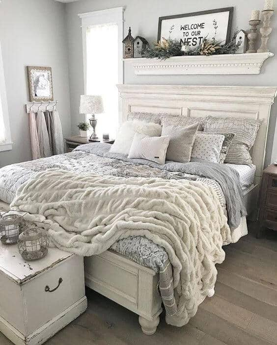 Grey Bedroom Color Matches