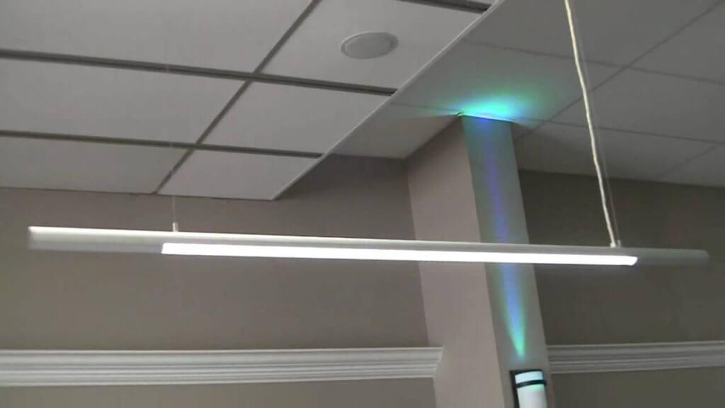 Hanging pendant lights for garage