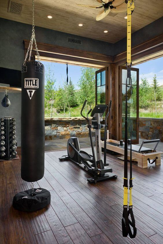Home Gym Ideas for Weightlifting