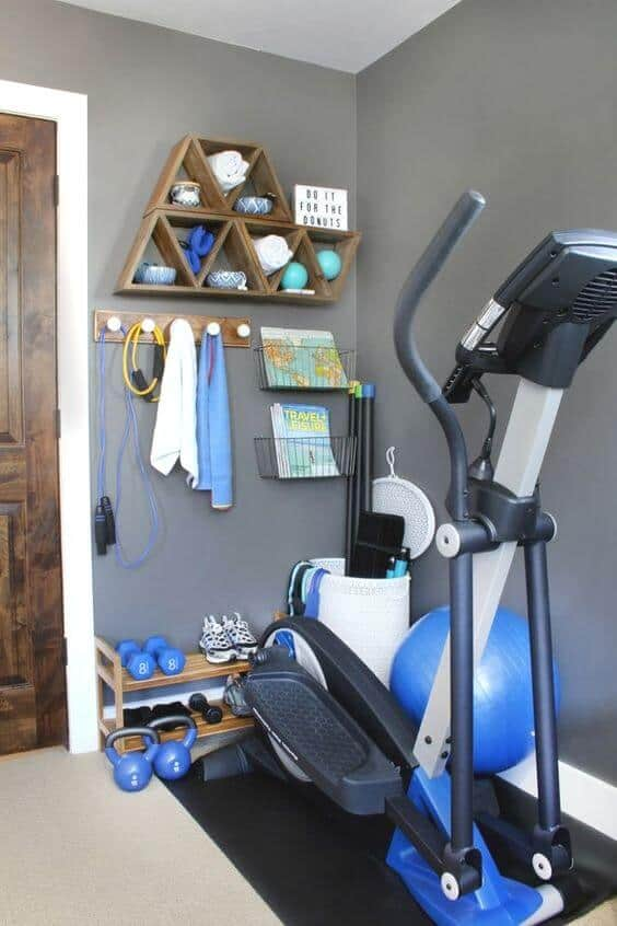 Home Gym Ideas for a Small Space