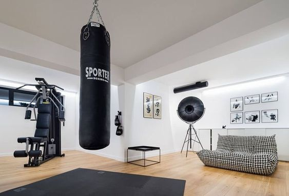 Home Gym for Medium Sized Rooms