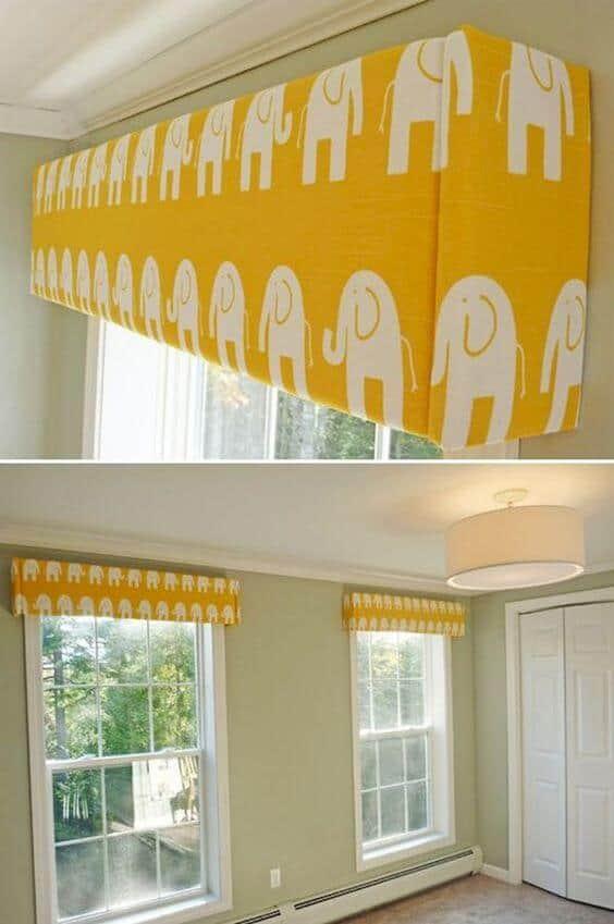 Kids Room Curtains Ideas
