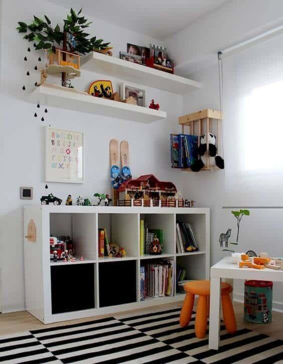 Kids Room Storage