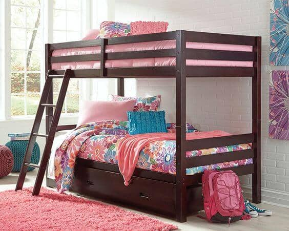 Kids Storage Beds with Drawers