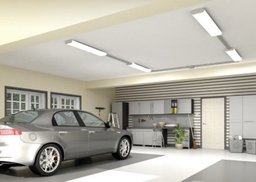 LED ceiling lights for garage