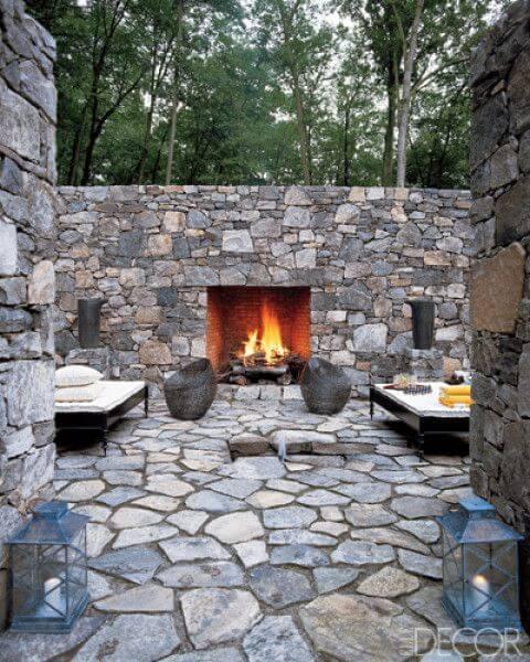 Large Stone Walls