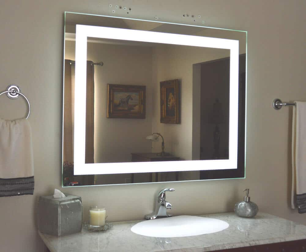 Light up Mirrors for bathroom