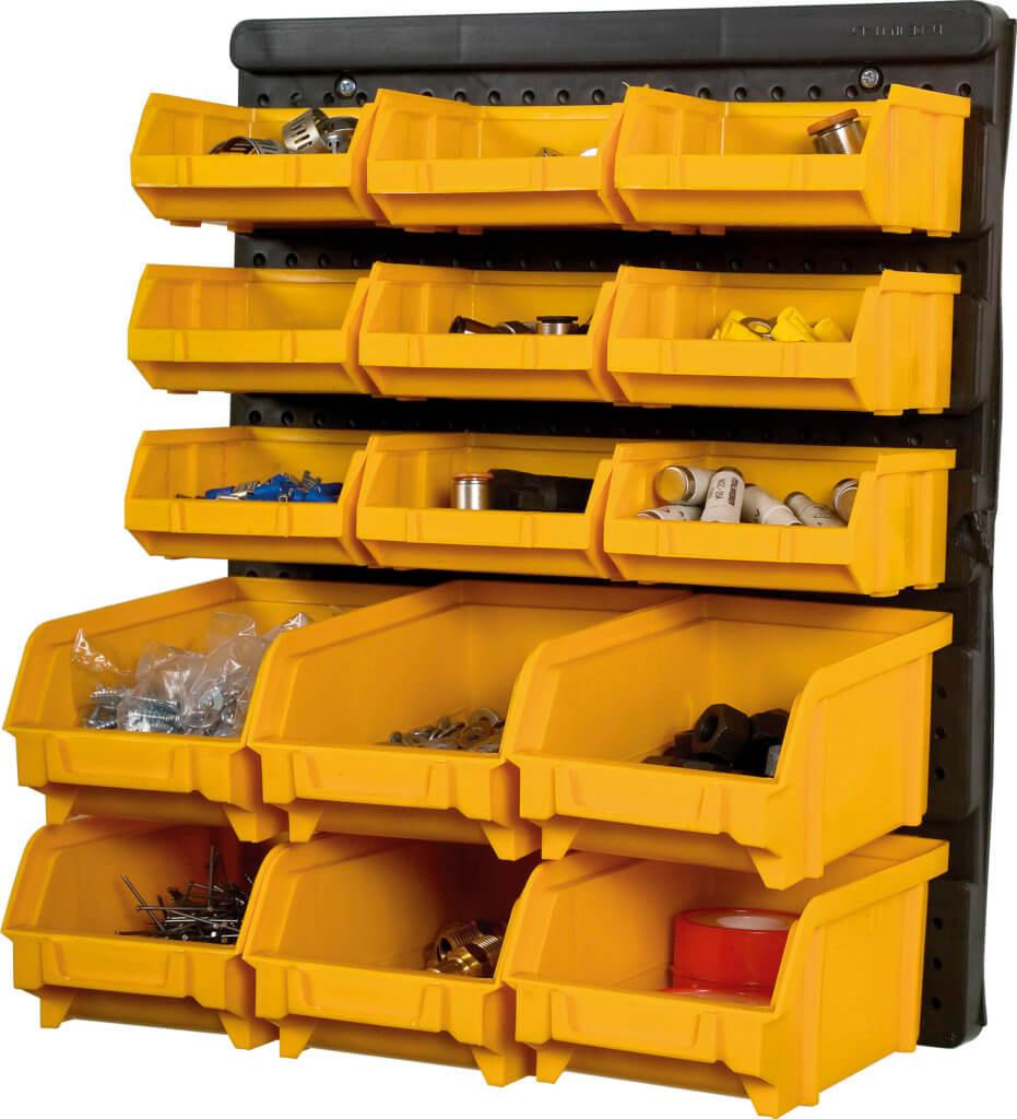 Linbin storage rack for garage