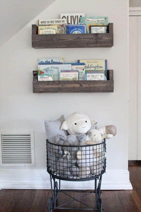 Magazine racks ideas for kids room