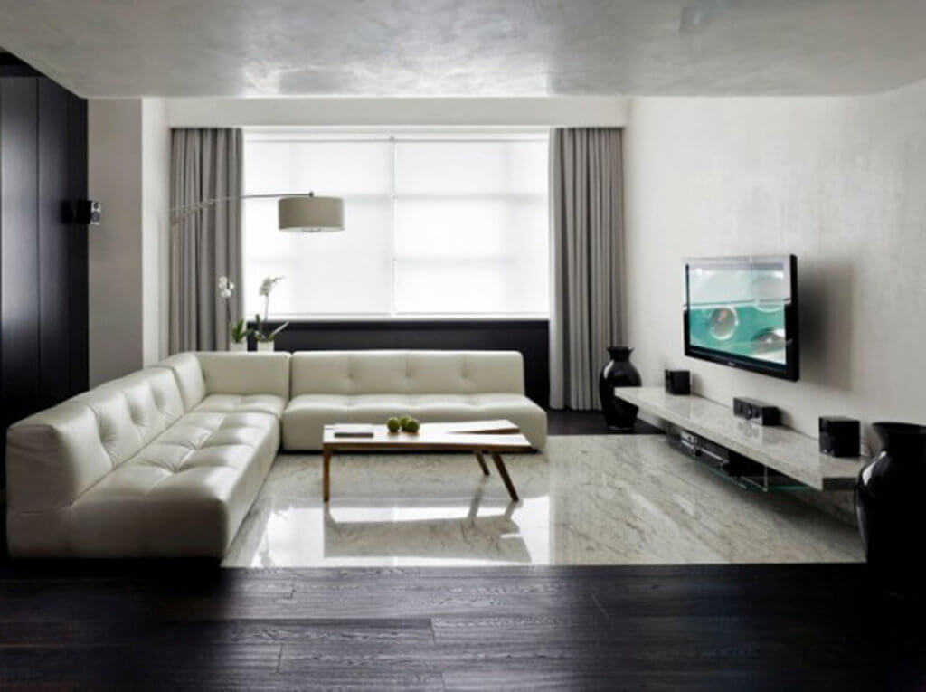 Minimalistic decor