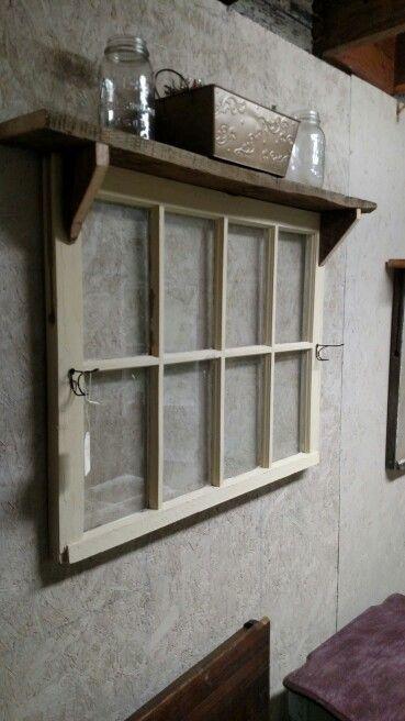 Old Wooden Window Frames