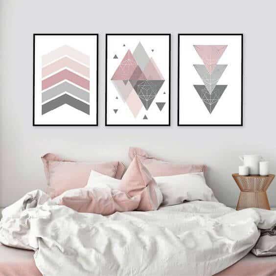 Ornaments for a Grey Bedroom