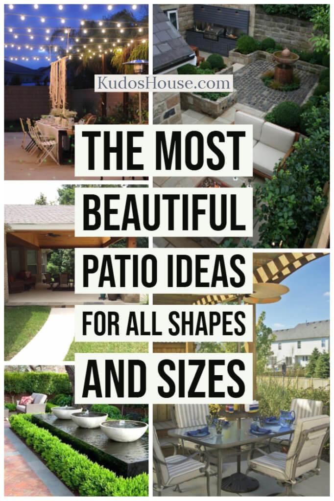 Patio ideas by KudosHouse