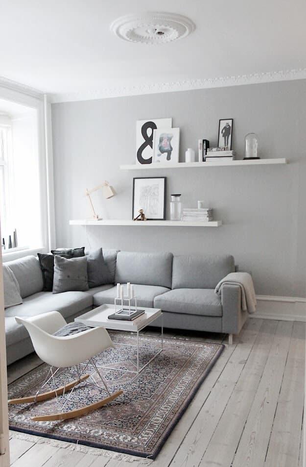 Regal Grey living room ideas