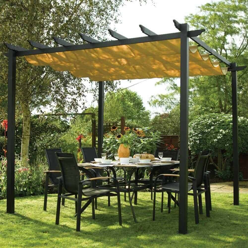 Retractable Awnings Gazebos