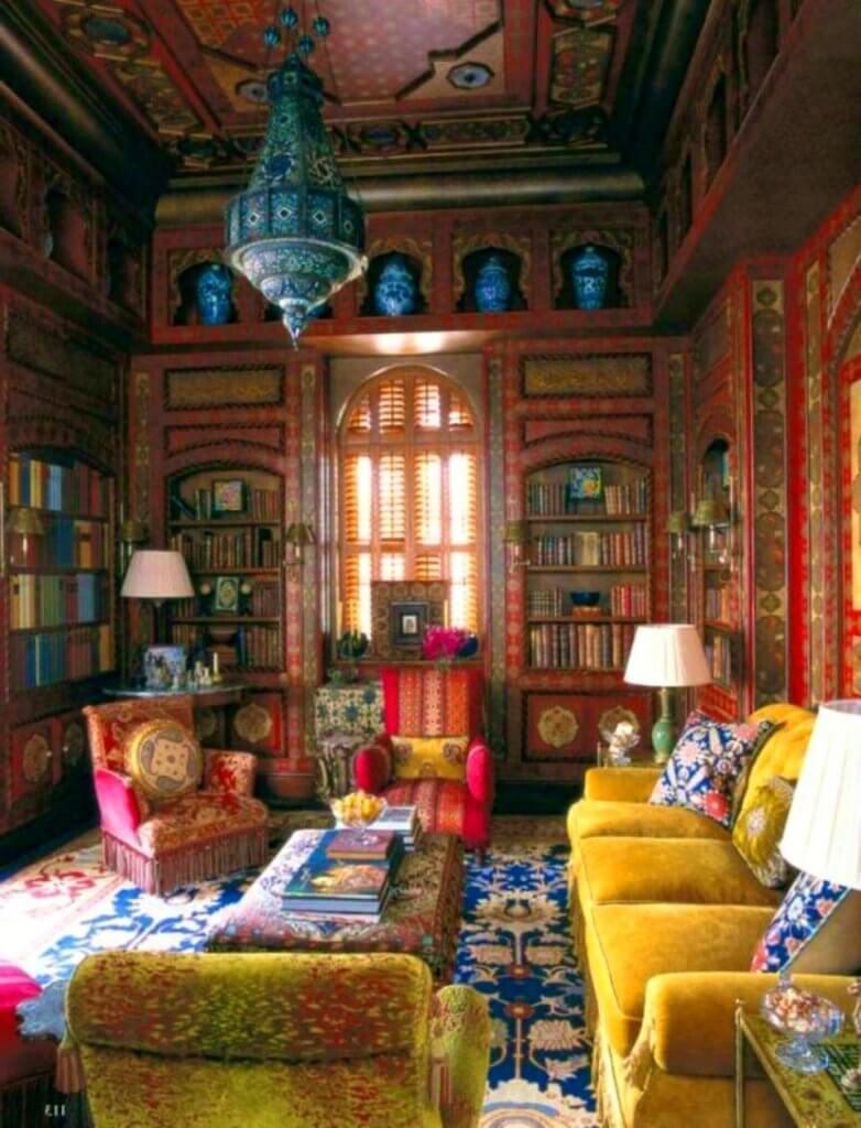 boho living room decorating ideas