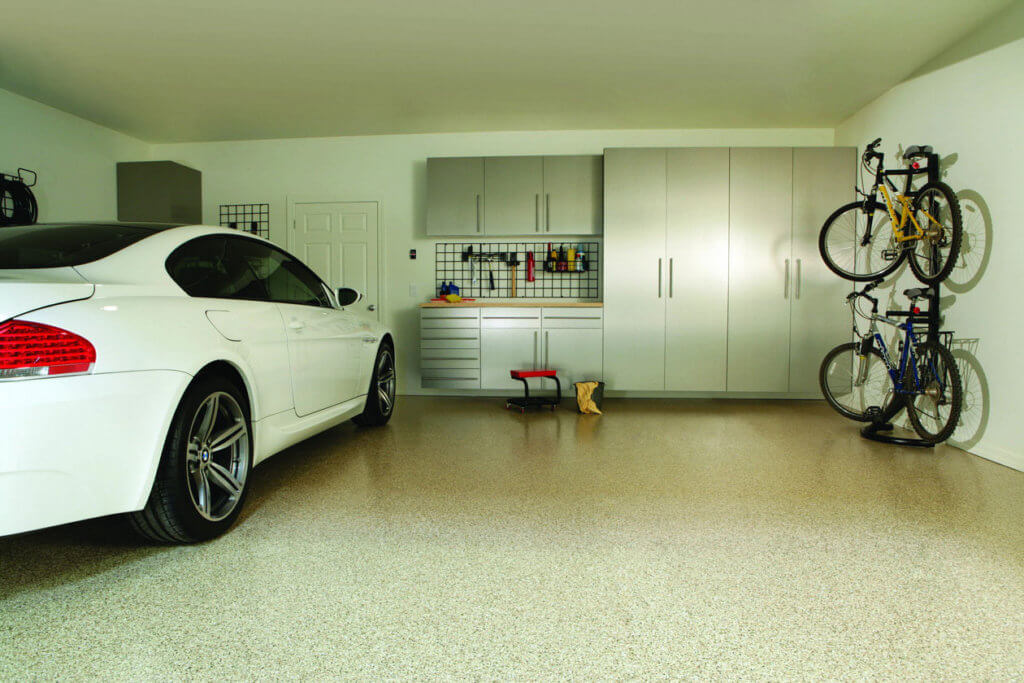 car and motorcycle garage ideas