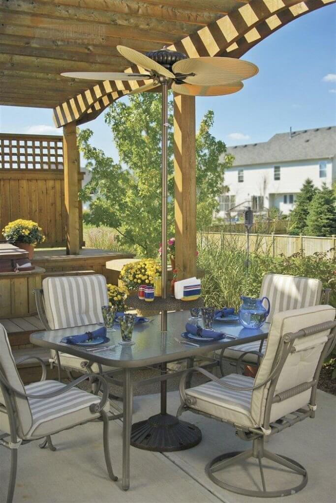 ceiling fans patio outdoor