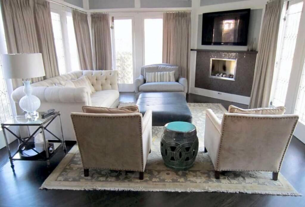 cream and grey living room ideas