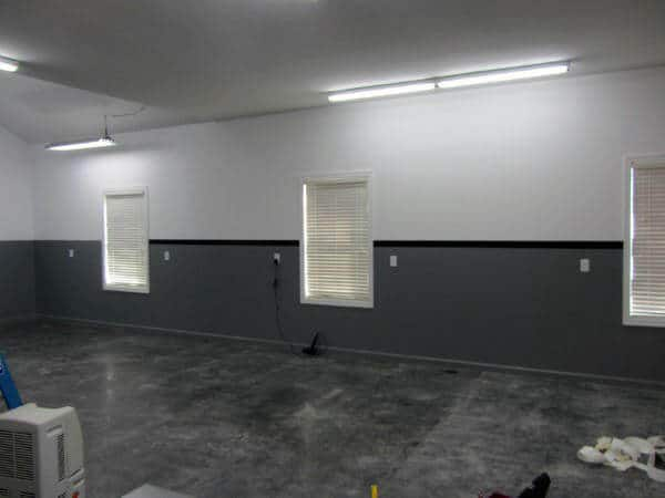 garage color ideas