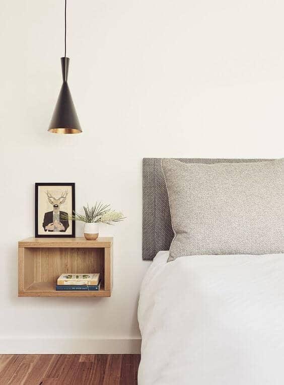 grey lamps bedroom