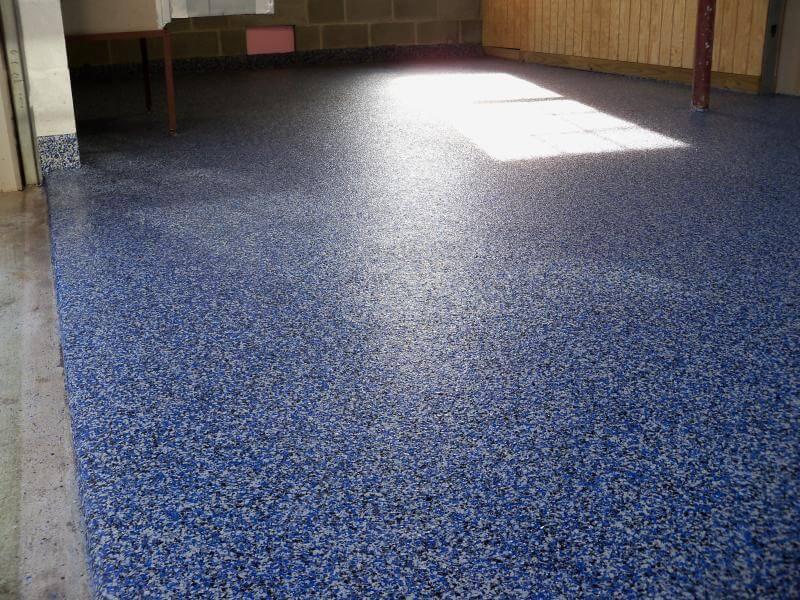 high quality epoxy garage floor paint