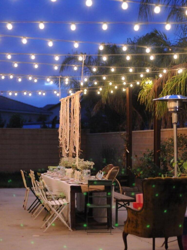 lighting ideas for patio