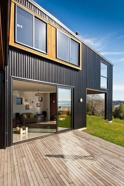 prefabricated house idea