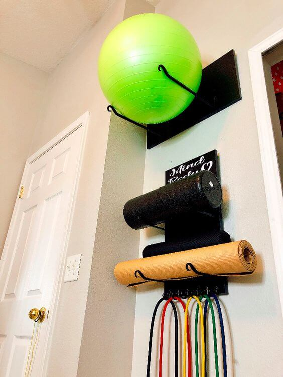 small home gym ideas workout rooms