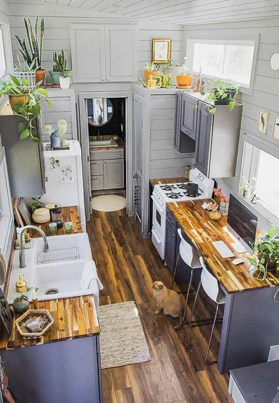 tiny house cabinet ideas