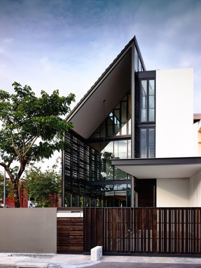 unique corners home designs