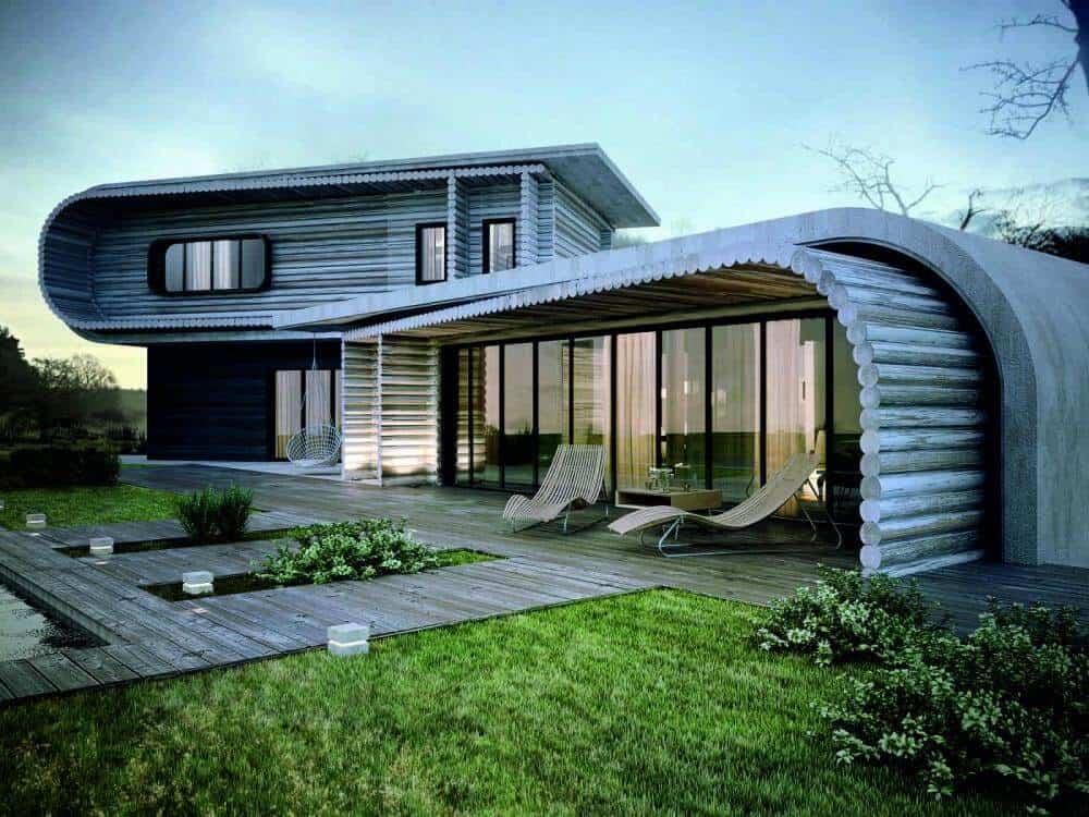 unique curves home designs
