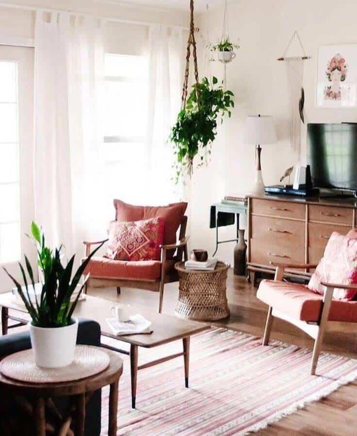 vintage minimalist decor