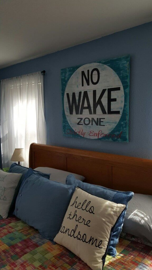 Beach house signs Decor for bedroom