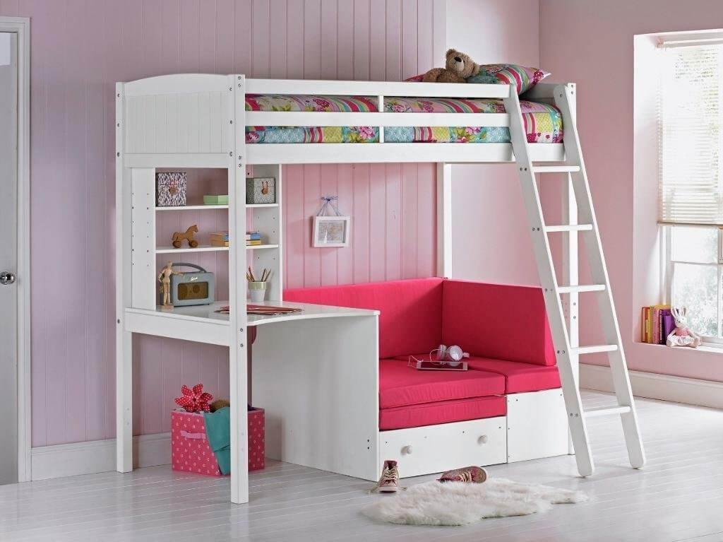Cabin Beds with Secondary beds