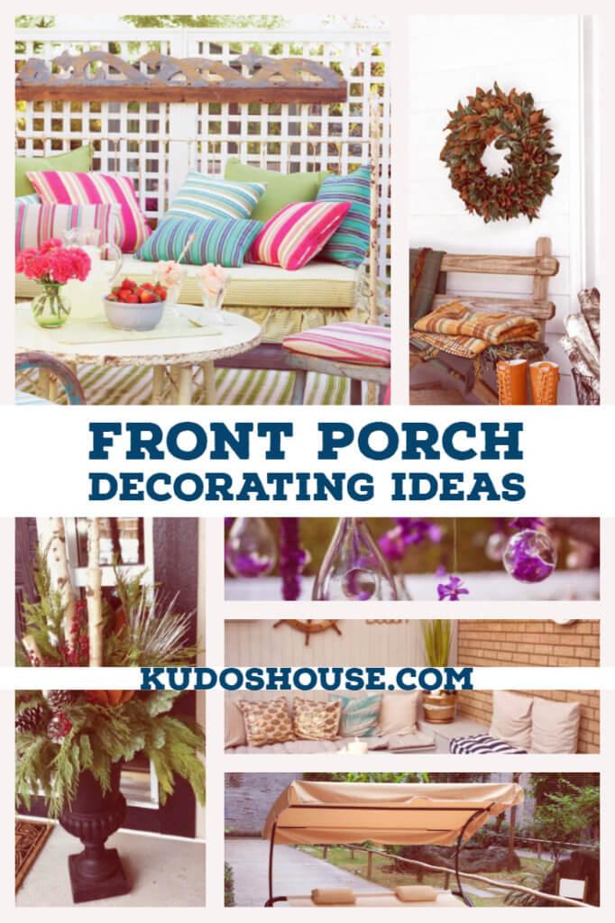 Front Porch Decoration Ideas