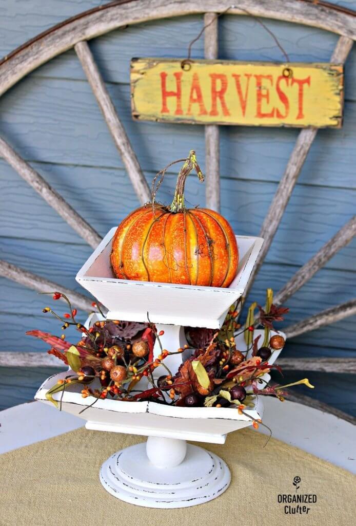 Fruit Bowls porch decor