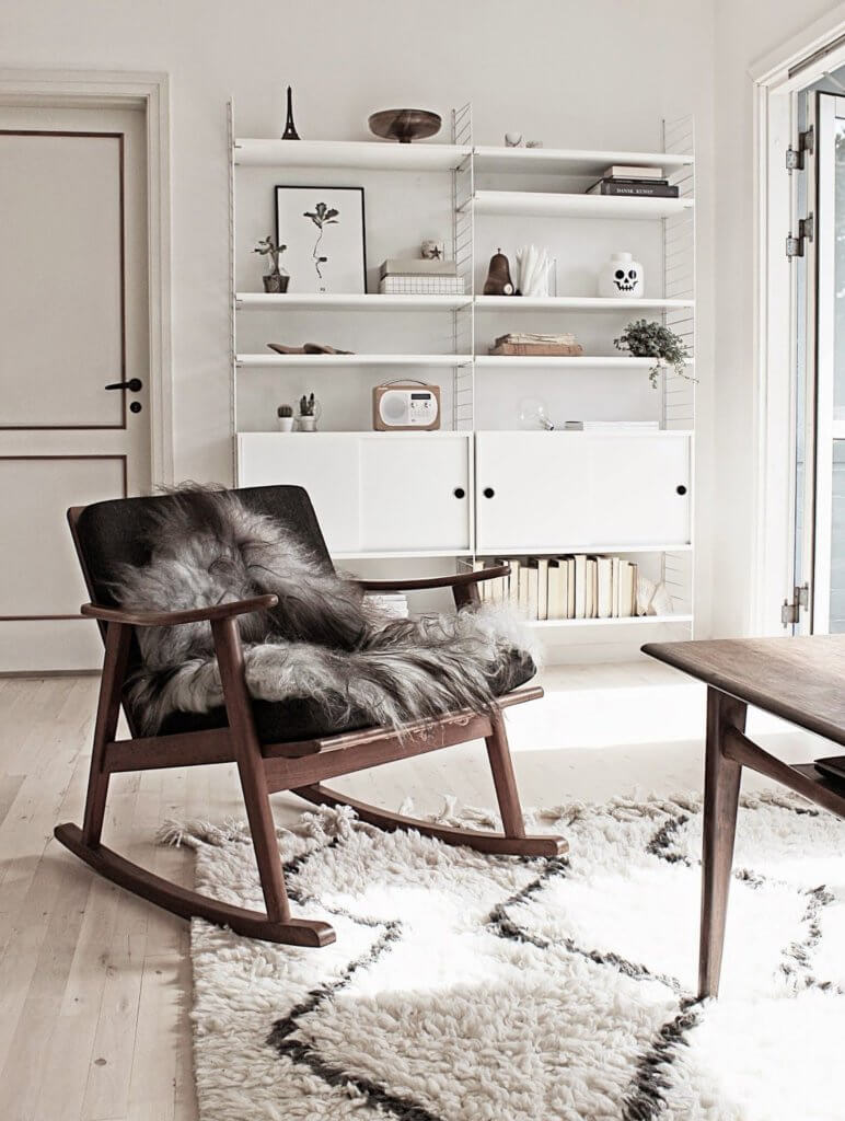 Fur Scandinavian Style for Home