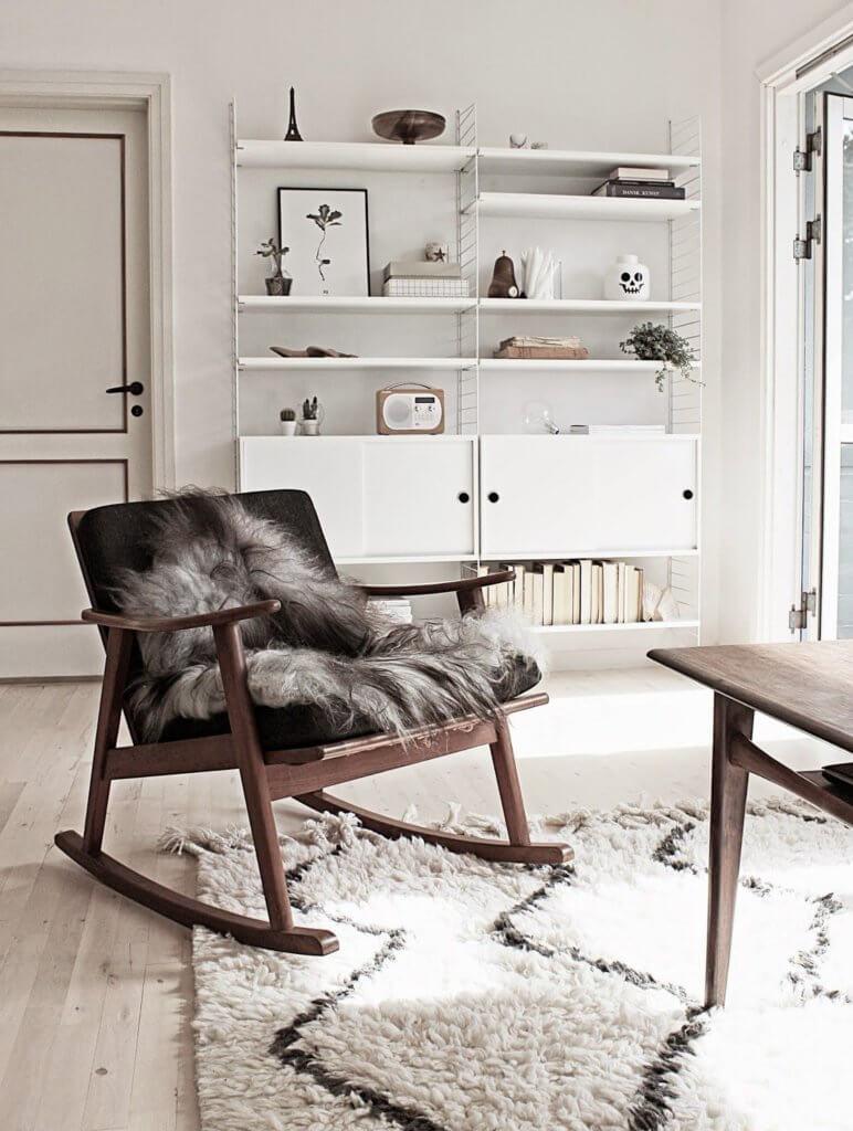 Fur Scandinavian Style for Home