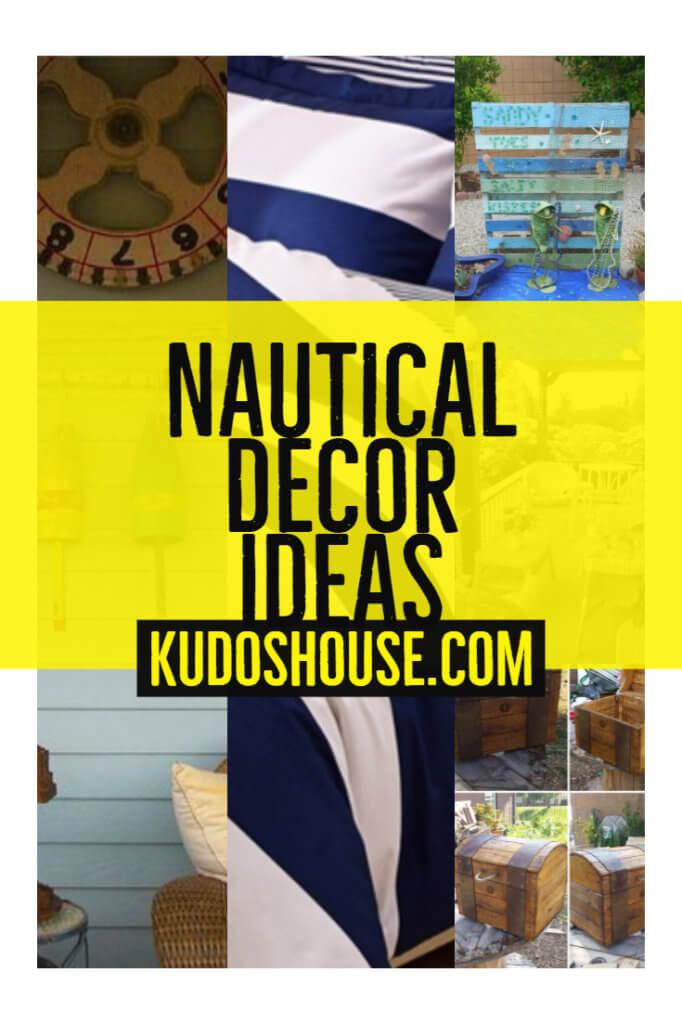 Nautal Decor Ideas - KudosHouse